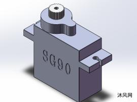 SG90模型