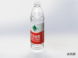 农夫山泉矿泉水瓶