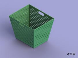 超市提篮模型
