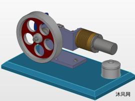 斯特林发动机设计图