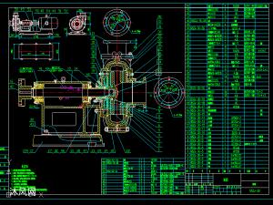 65ZJ-30渣浆泵