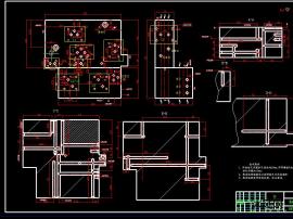 组合机床动力滑台液压系统设计【含集成块、泵站图等】