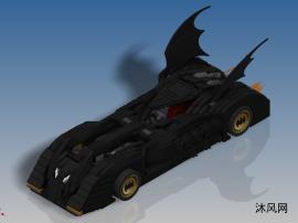 蝙蝠战车设计