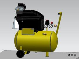 氣泵模型圖紙