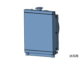 發動機散熱器