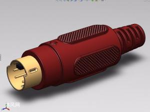 光纤数字音频线接头