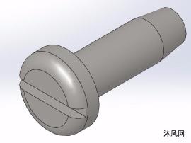 开槽盘头自攻螺钉-F型模型汇总共118个模型GB/T 5282-1985[