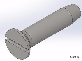 开槽沉头自攻螺钉-F型模型汇总共108个模型GB/T 5283-1985