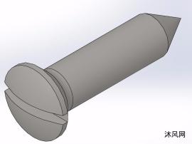 开槽半沉头自攻螺钉-C型模型汇总共106个模型GB/T 5284-1985