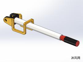 伸缩自拍杆设计