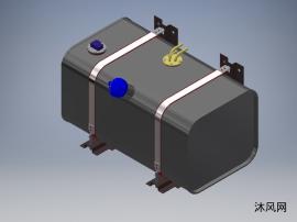 燃气油箱设计模型