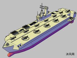 直升机母舰
