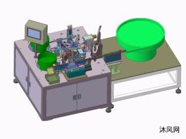 端子成品自动组装机