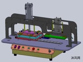 PCB(SMT)  自动贴片机(双面)