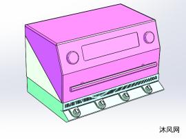 多功能烤炉设计