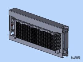 EA211汽車散熱器