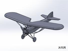 遥控滑翔飞机设计