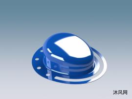 安全帽模型建模