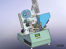 电容自动贴膜机设计