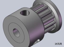 S3M-C型同步带轮 共6种规格