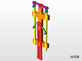 基于SW16的棘輪訓練機制建模