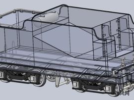 火车车厢结构