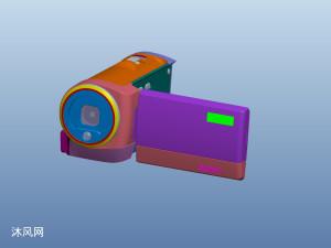 sony数码相机 索尼手持高清DV相机
