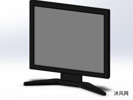 電視機建模裝配設計