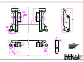 CLG365A滑移裝載機工作裝置快換裝置設計