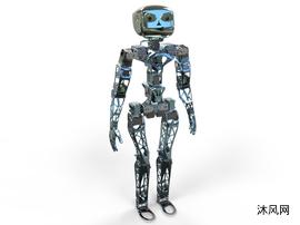 钢架机器人