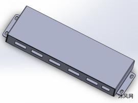 电池管理单元BMU壳体