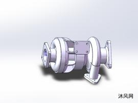 发动机涡轮增压系统