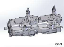多变量位移VPPM轴向活塞泵