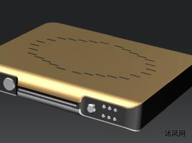 机顶盒建模模型