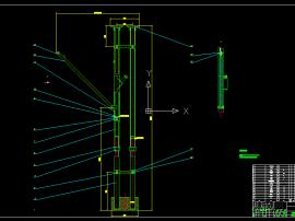 小型吊运机设计(2D/3D图)