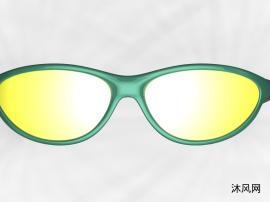 一款太阳眼镜
