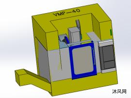 VMP-40立式加工中心