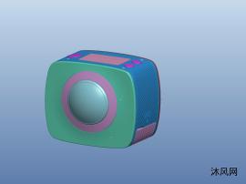 360全景VR微型相机摄像头
