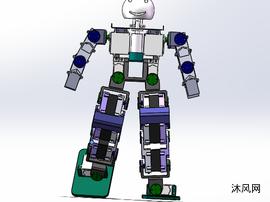 仿生机器人模型