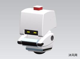 机器人总动员-清洁机器人