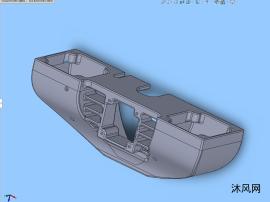 3D打印機散熱器外殼設計