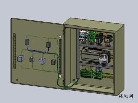 电表配电箱