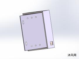 钣金配电箱/电箱结构/钣金设计