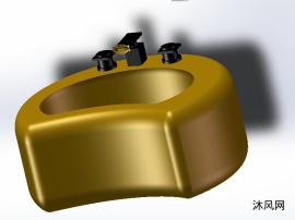 洗手盆设计模型