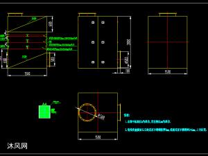 活性炭箱设计图