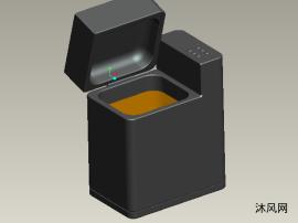 小型洗衣机设计