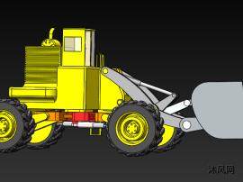 新型全地形装载机