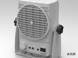 風扇型靜電離子消除器