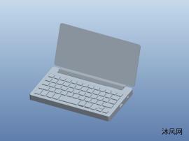 一款帶鍵盤手機擴展底座