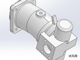 A7V20~500型柱塞泵